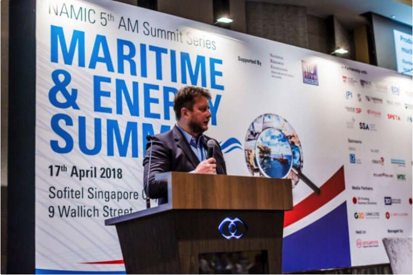 5th NAMIC Additive Manufacturing Summit Series – Maritime & Energy
