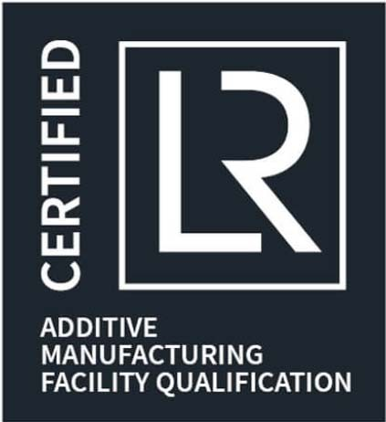 3D Metalforge receives Industry Certification from Lloyd's Register