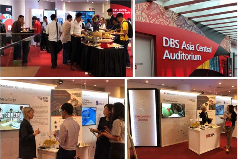 DBS Business Class – 'Electronics Disrupt' Conference 2018