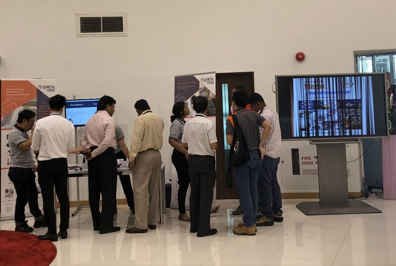 """Mazak Open House Event on """"Automation for the Future"""", """"Industry 4.0 & Smart Manufacturing"""" and """"Hybrid Multitasking"""""""